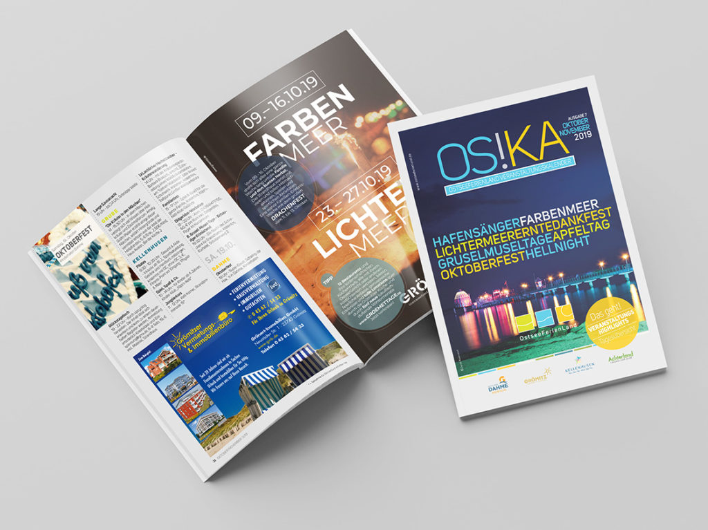 Oska Veranstaltungskalender Ostsee Ferienland